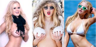 51 Hot Pictures Of Anna Sophia Berglund Are Genuinely Spellbinding And Awesome