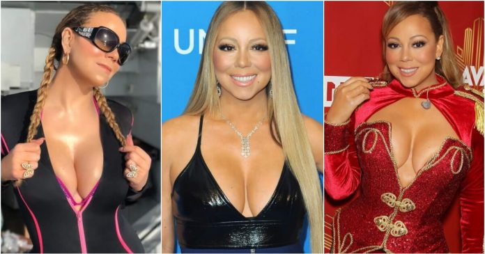 51 Hot Pictures Of Mariah Carey Which Will Make You Succumb To Her
