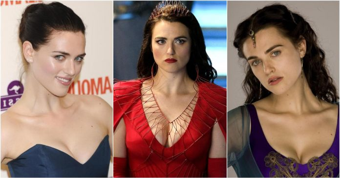 61 Sexy Katie McGrath Boobs Pictures Which Will Get All Of You Perspiring