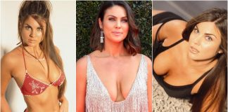 61 Sexy Nadia Bjorlin Boobs Pictures Which Will Make You Swelter All Over