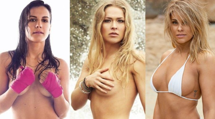 Top 50 Sexiest Female MMA Fighters In 2020