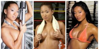 49 Gail Kim Nude Pictures Which Will Make You Give Up To Her Inexplicable Beauty