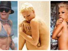 49 P!nk Nude Pictures Which Make Her A Work Of Art