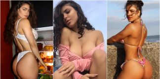 51 Hot Pictures Of Maya Abou Rouphael Will Drive You Frantically Enamored With This Sexy Vixen