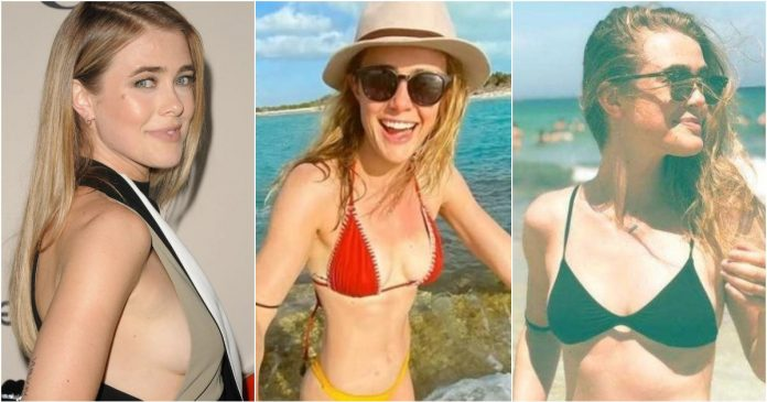 51 Hot Pictures Of Melissa Roxburgh Are Genuinely Spellbinding And Awesome