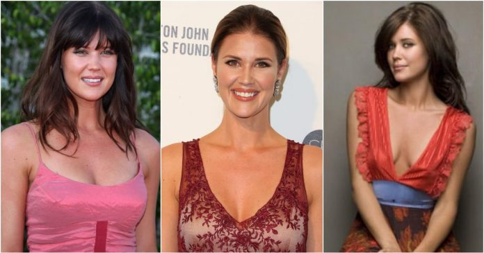 51 Hot Pictures Of Sarah Lancaster Are Here To Fill Your Heart With Joy And Happiness