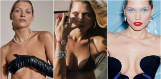 61 Sexy Hana Jirickova Boobs Pictures Will Drive You Frantically Enamored With This Sexy Vixen