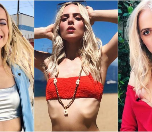 61 Sexy Madilyn Bailey Boobs Pictures Demonstrate That She Is A Gifted Individual