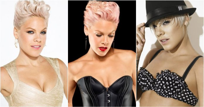 61 Sexy P!nk Boobs Pictures Are Embodiment Of Hotness
