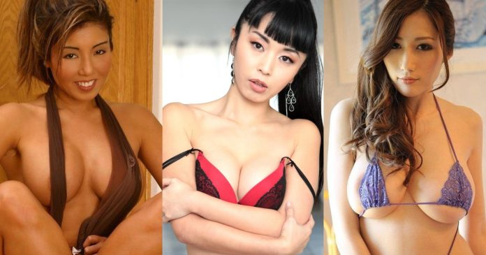 Top 30 Sexiest Japanese Pornstars Of All Time - 2020