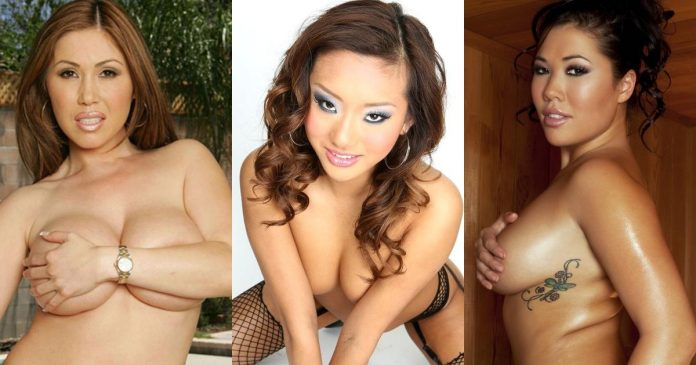 Top 50 Sexiest Asian Porn Stars Of All Time – 2020