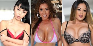 Top 50 Sexiest Asian Porn Stars Of All Time - 2020