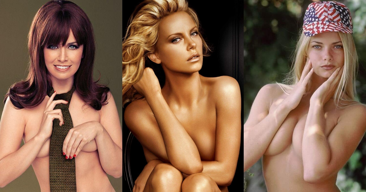 When celebs totally forgot to wear clothes