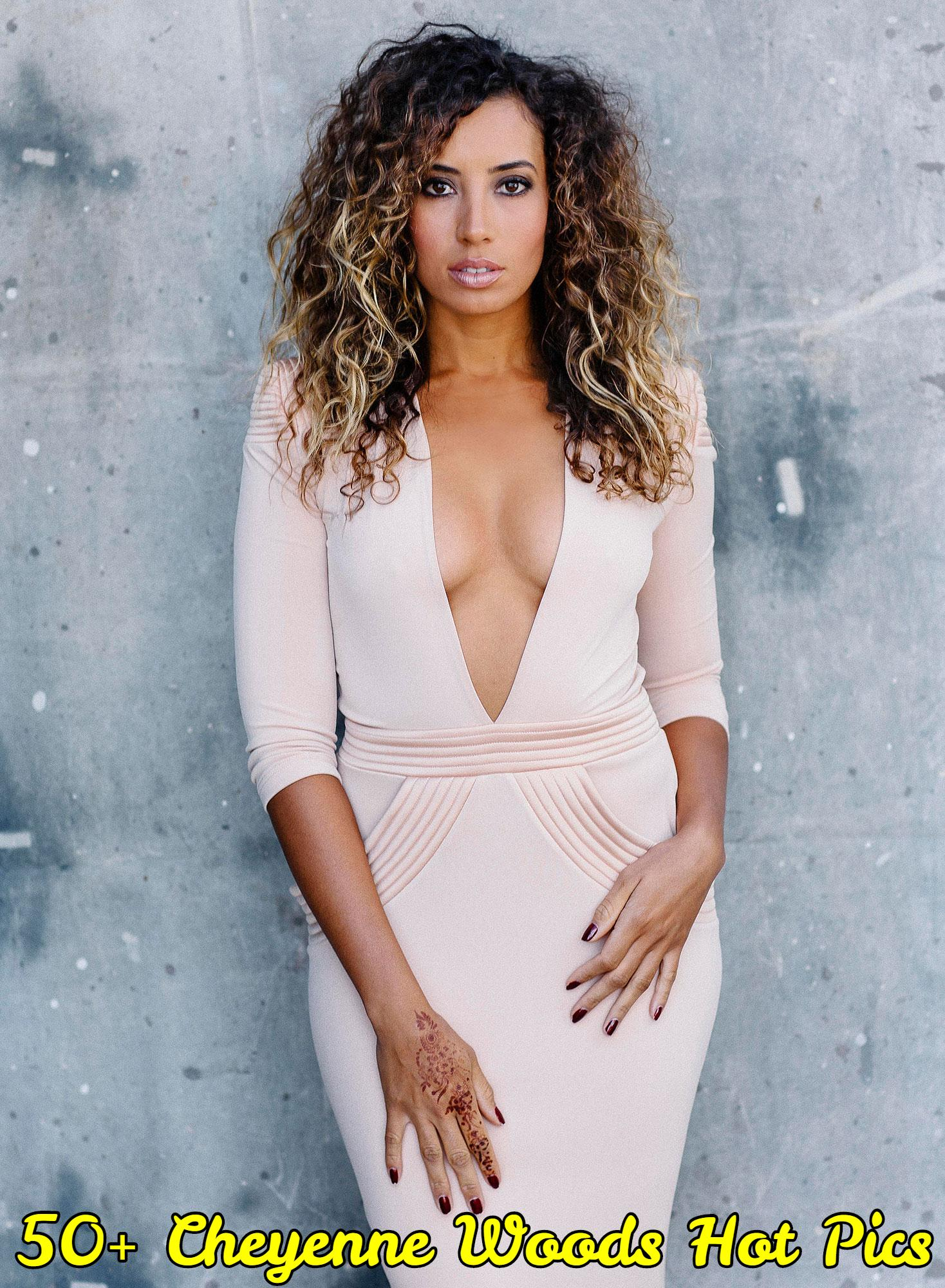 cheyenne woods hot pics