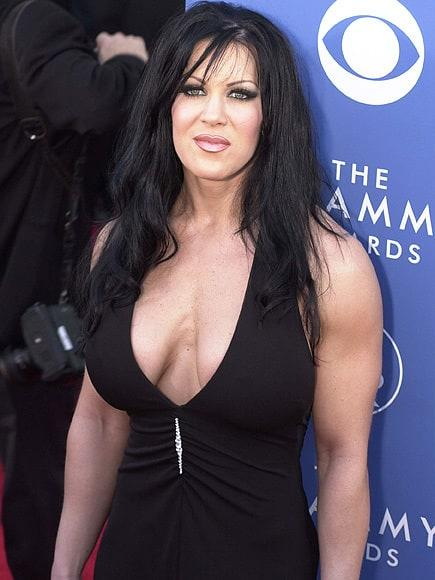 chyna cleavage