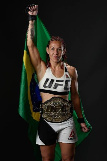Cris Cyborg Believes that UFC Wont Make Her Its Biggest