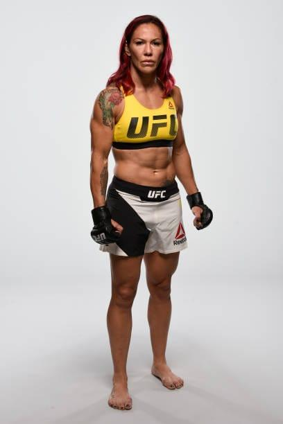 Cris Cyborg Has A Storyline For A Potential Rousey