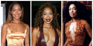 46 Gina Torres Nude Pictures Are Sure To Keep You Motivated