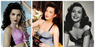 50 Ann Milller Nude Pictures Which Make Her The Show Stopper