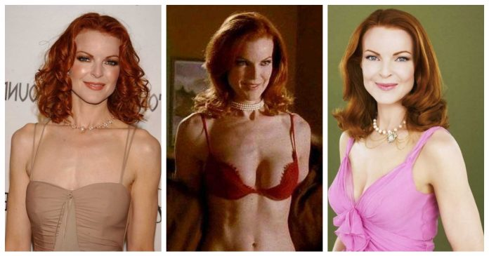 50 Marcia Cross Nude Pictures Uncover Her Attractive Physique