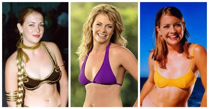 50 Melissa Joan Hart Nude Pictures Are Dazzlingly Tempting