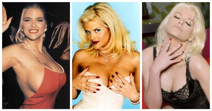 51 Anna Nicole Smith Nude Pictures Present Her Wild Side Glamor