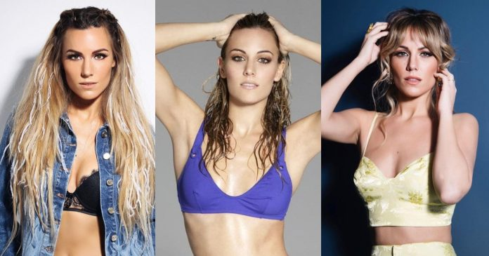 51 Sexy Edurne Boobs Pictures Will Induce Passionate Feelings for Her