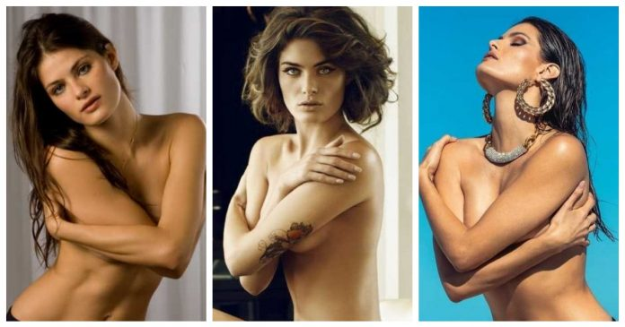 52 Isabeli Fontana Nude Pictures Are Marvelously Majestic