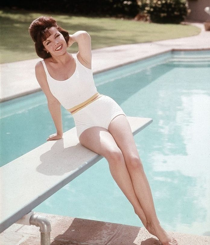 Annette Funicello pussy