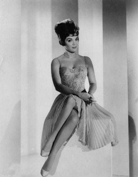 Connie Francis naked