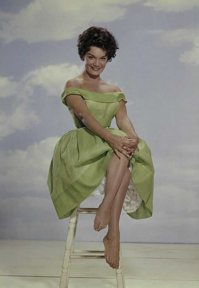 Connie Francis pussy