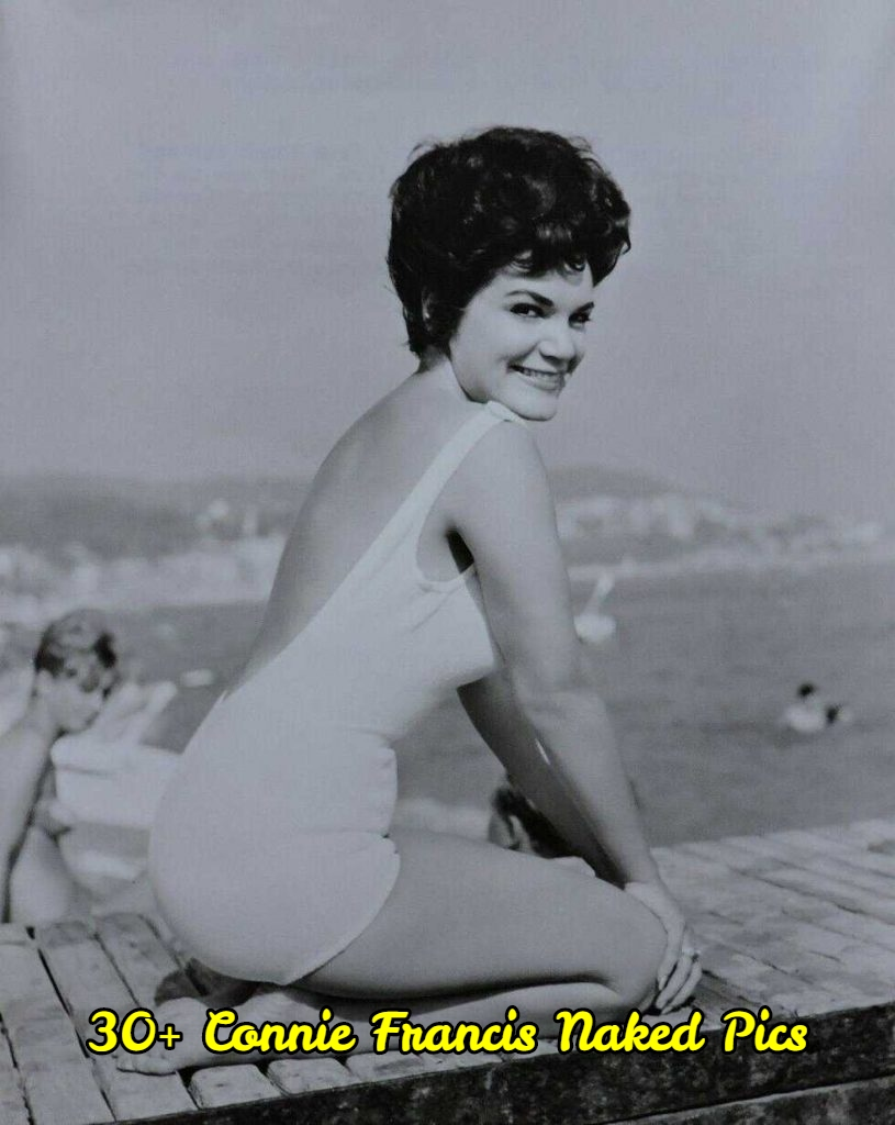 Connie Francis topless