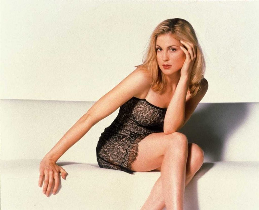 Kelly Rutherford sex scenes