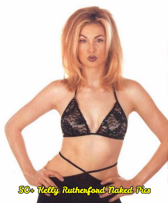 Kelly Rutherford topless (1)