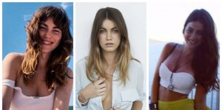 27 Charlotte Best Nude Pictures Present Her Wild Side Allure