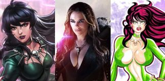 35 Hot Pictures Of Morgan le Fay Are Incredibly Excellent