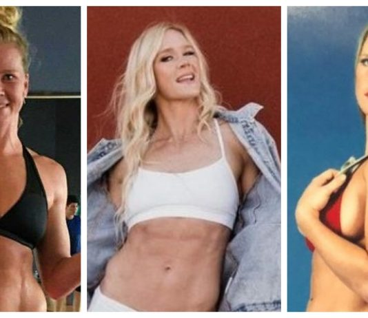 39 Holly Holm Nude Pictures Which Will Make You Give Up To Her Inexplicable Beauty
