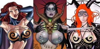 43 Hot Pictures Of Witch of the Black Rose Which Will Shake Your Reality