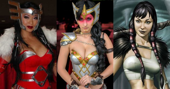 44 Hot Pictures Of Sif Are Simply Excessively Damn Delectable