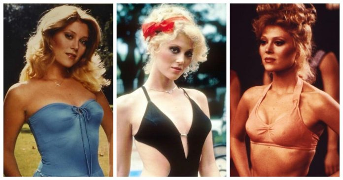 51 Audrey Landers Nude Pictures Which Are Sure To Keep You Charmed With Her Charisma