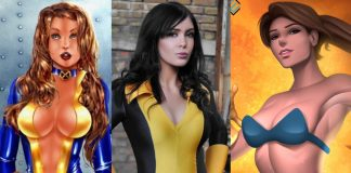 51 Hot Pictures Of Kitty Pryde That Will Make Your Heart Pound For Her