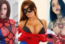 51 Hot Pictures Of Spider-Girl Are Windows Into Paradise