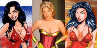 51 Hot Pictures Of Wonder Girl Which Make Certain To Prevail Upon Your Heart