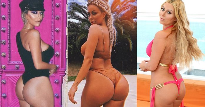 51 Hottest Aubrey O'Day Big Butt Pictures Are Truly Astonishing