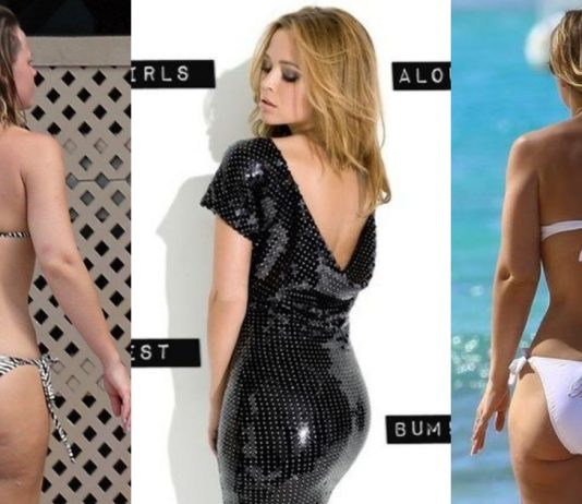 51 Hottest Kimberley Walsh Big Butt Pictures Will Heat Up Your Blood With Fire And Energy For This Sexy Diva
