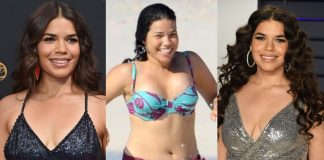 51 Sexy America Ferrera Boobs Pictures Reveal Her Lofty And Attractive Physique