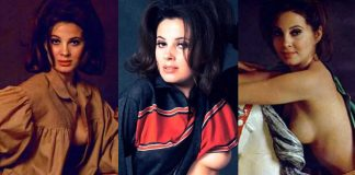 51 Sexy Barbara Parkins Boobs Pictures Showcase Her Ideally Impressive Figure