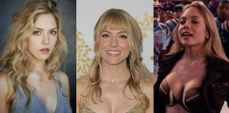 51 Sexy Brooke Nevin Boobs Pictures Reveal Her Lofty And Attractive Physique