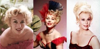51 Sexy Eva Gabor Boobs Pictures Will Induce Passionate Feelings for Her