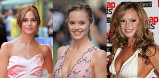 51 Sexy Hannah Tointon Boobs Pictures Will Induce Passionate Feelings for Her